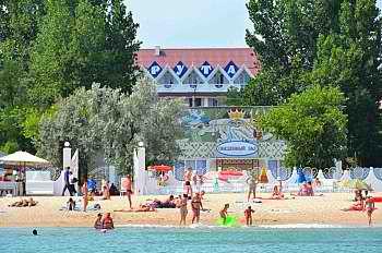 Отель у моря Рута Одессе, курорт Затока